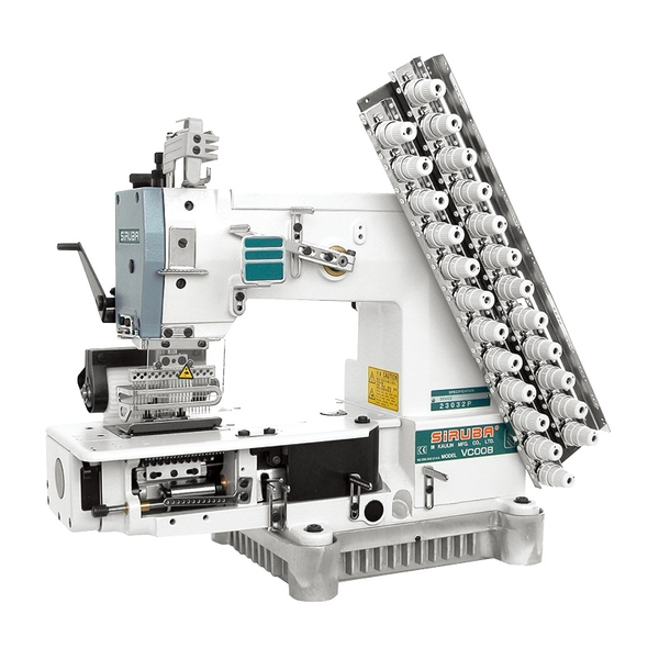 Máy 23 kim móc xích Siruba VC008-23032P | Doanh Dao