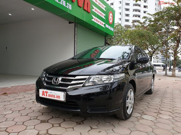 Honda City MT 2013