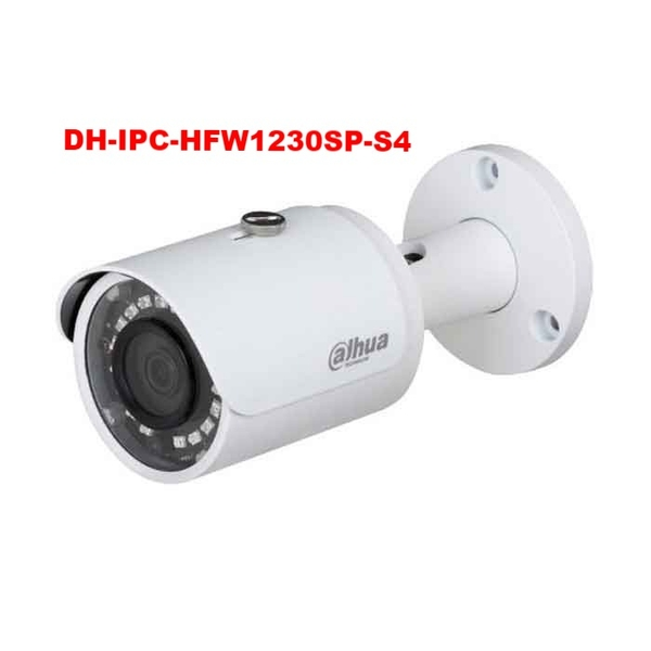 Camera IP 2.0 Megapixel DAHUA DH-IPC-HFW1230SP-S4