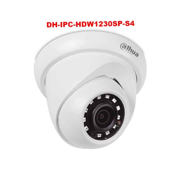 Camera IP 2.0 Megapixel DAHUA DH-IPC-HDW1230SP-S4