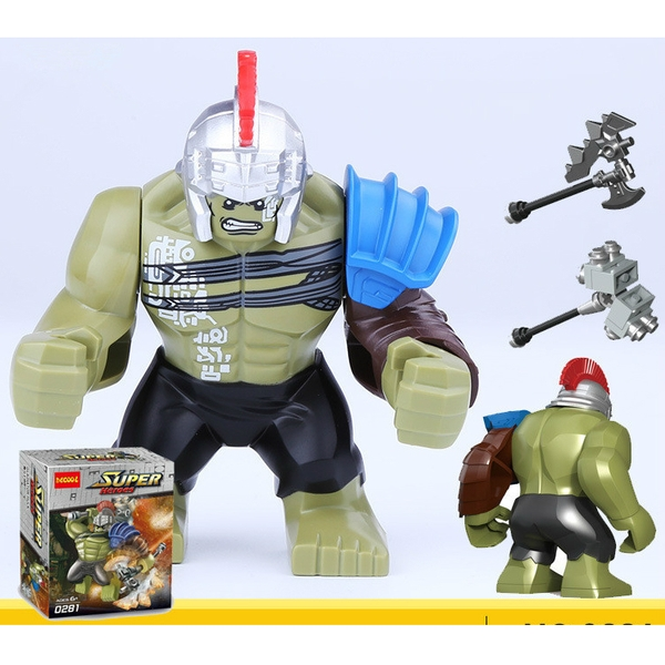 Big Fig Super Heroes Nhân Vật Great Hulk DC0281