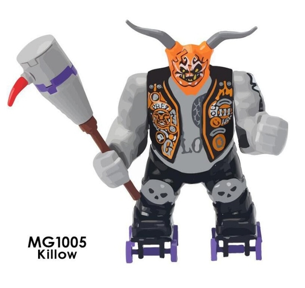 BIG FIG Ninjago Nhân Vật Killow MG1005