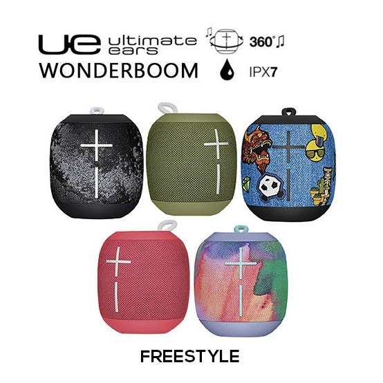 Loa bluetooth Ultimate Ears Wonderboom Freestyle