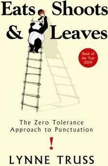 [Image: eats-shoots-leaves-by-lynne-truss-bookwo...7389038033]