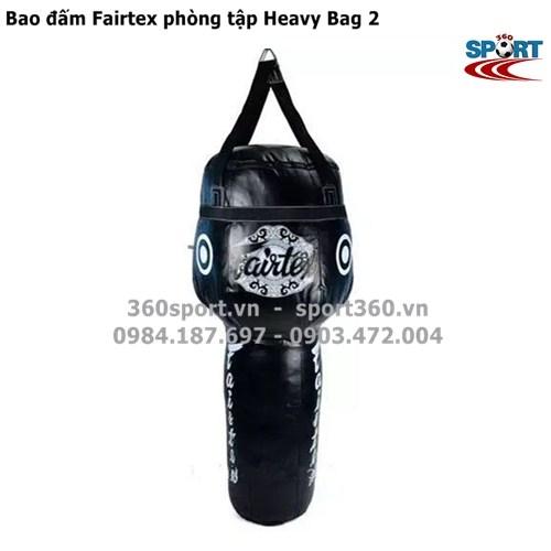 Bao đấm boxing Fairtex phòng tập 02