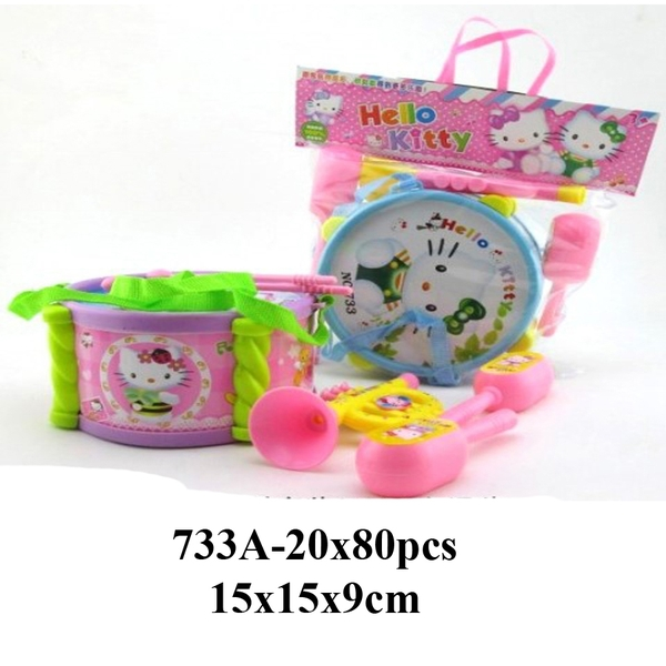 Trống Hello Kitty (MS-733A-20)