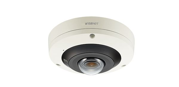 Camera IP Fisheye wisenet 6MP XNF-8010R/VAP