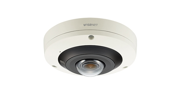 Camera IP Fisheye wisenet 6MP XNF-8010RVM/VAP