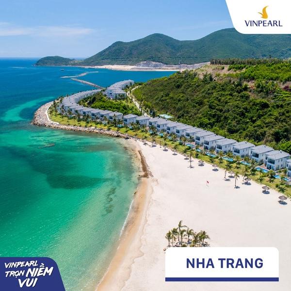Vinpearl resort villas Nha trang giới thiệu