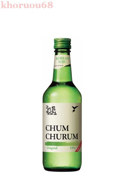 Rượu Soju - Chum Churum
