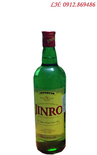 Jinro Limited  - 750ml