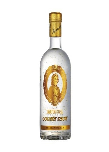 Rượu Cesar's Golden Snow Vodka