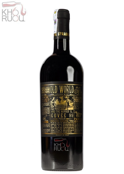 Rượu Vang Ý OLD WORLD CUVEE 99