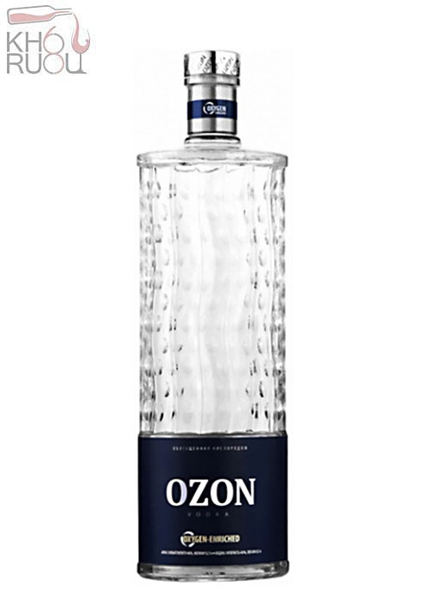 Rượu Vodka Ozon - 700ml