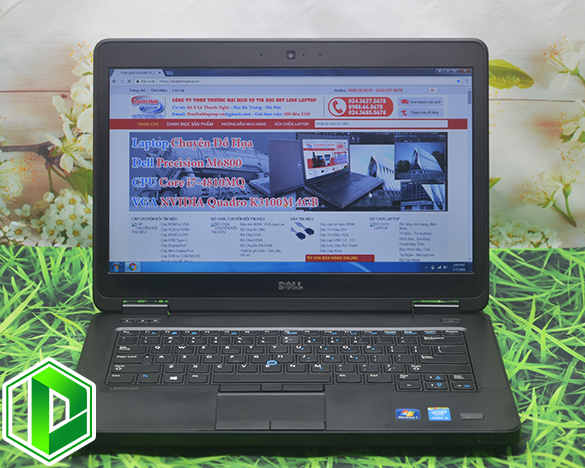 Laptop cũ Dell Latitude E5440 Core i5-4200U | 14 inch
