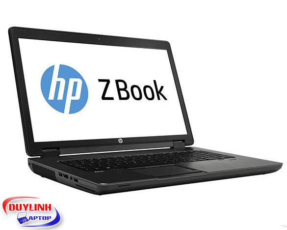 Laptop cũ HP ZBook 17 G1 Core i7-4600M