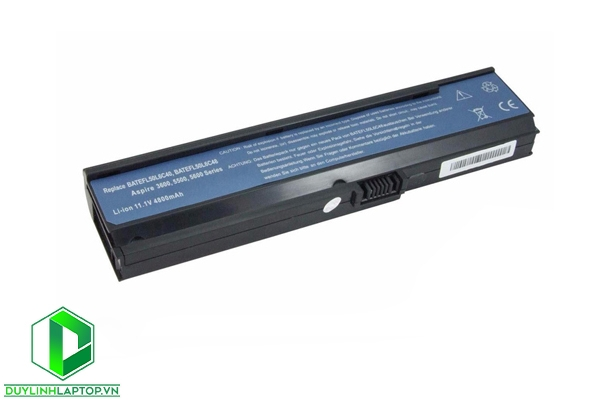 Pin Acer Aspire 5570,5500 ,5580 ,3680,3050 5050, 3270, 2480 2481 2482 2483 2484 ,3210 2400,2486 ( 6 cell )