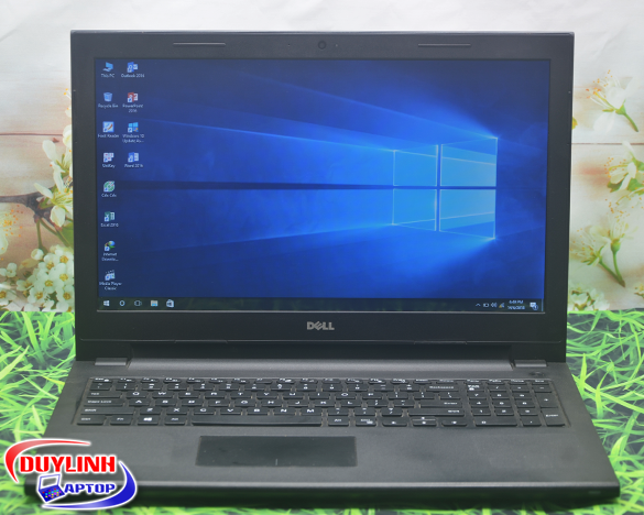 Laptop cũ Dell Inspiron 3543 Core i5-5200U | card rời 2GB | 15.6 inch