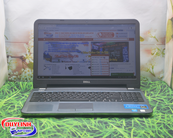 Laptop cũ Dell Inspiron 15R-5537 Core i5-4200U | card rời 1GB | 15.6 inch
