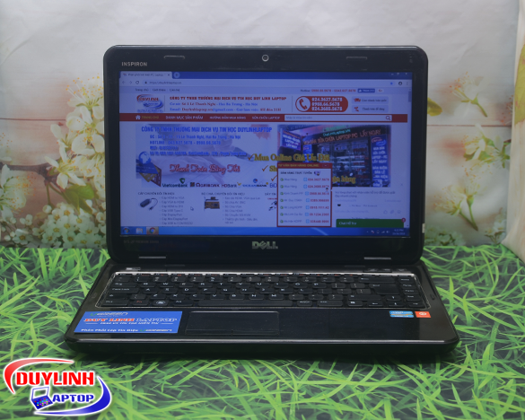Laptop cũ Dell Inspiron N4110 Core i5-2450M | 14 inch