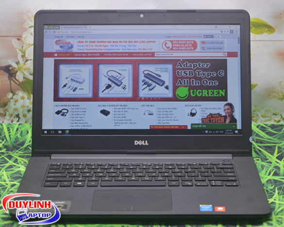 Laptop cũ Dell Inspiron 3443 Core i5-5200U | 14 inch