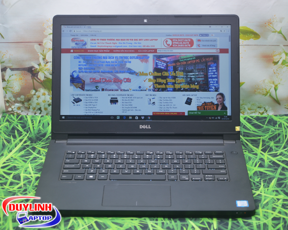 Laptop cũ Dell Latitude 3470 Core i5-6200U | 14 inch