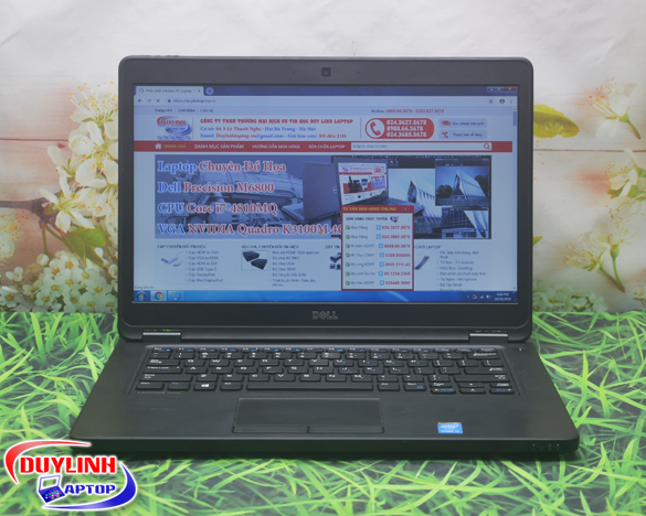 Laptop cũ Dell Latitude E5450 Core i5-5300U | 14 inch
