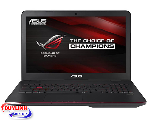 Laptop cũ Asus GL552JX-DM174H Core i7-4720HQ