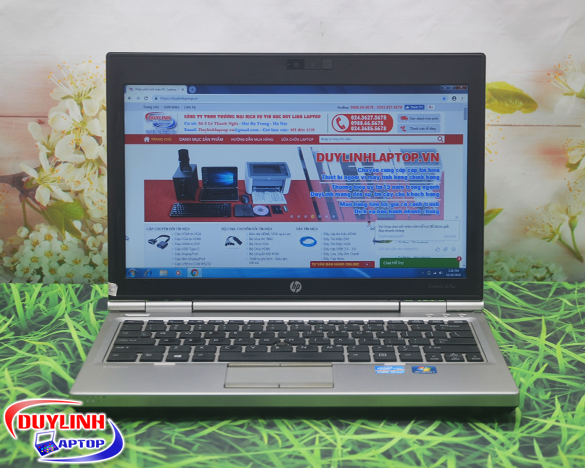 Laptop cũ HP Elitebook 2570P Core i5-3320M | 12.5 inch