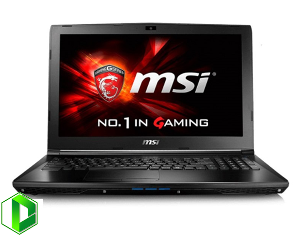 Laptop Cũ MSI GP62-6QE Core i7-6700HQ