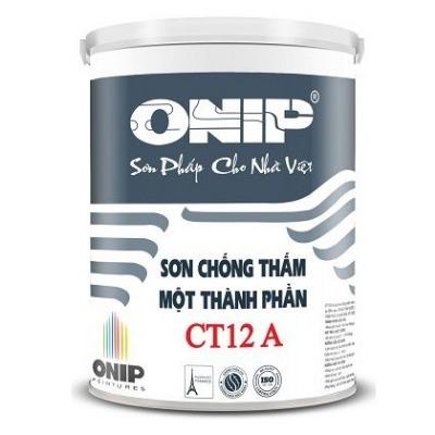 Sơn chống thấm màu ONIP CT12A 23kg