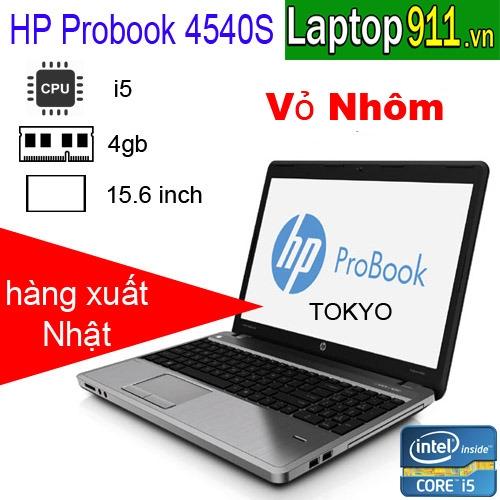 Laptop HP Probook 4540s