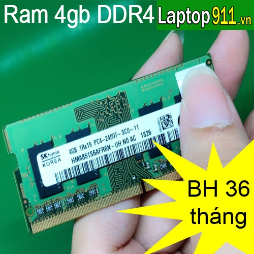 ram laptop 4gb DDR4