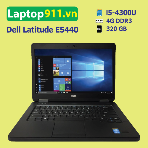 DELL Latitude E5440 i5, 4gb HDD 320gb BH1T