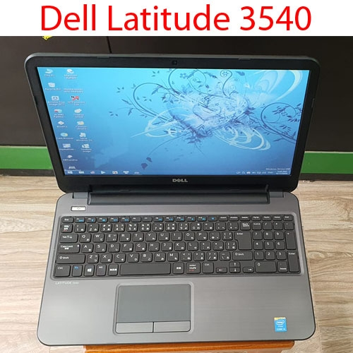 laptop dell Latitude 3540 core i5