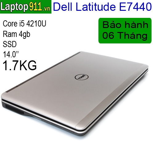 laptop dell E7440