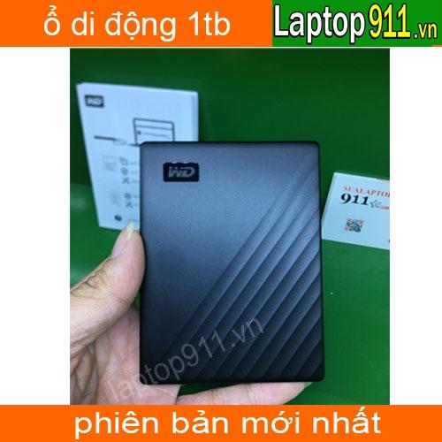 ổ cứng di động 1tb WD my passport 2019