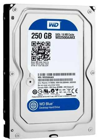 ổ cứng 250gb Western (WD)