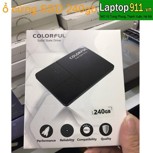 ổ cứng ssd 240gb colorful