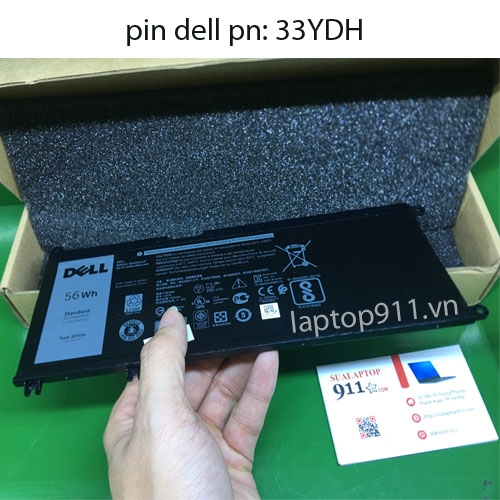 pin dell inspiron 7586 33YDH1