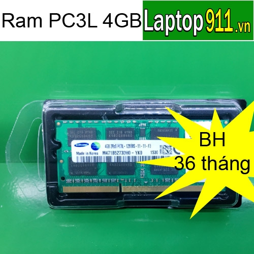 ram laptop 4gb pc3l