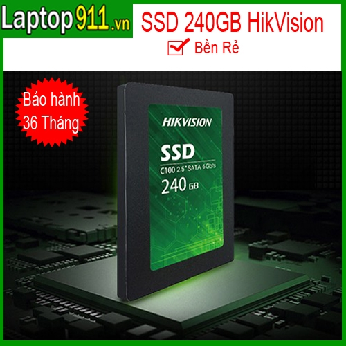 ổ cứng SSD 240gb HikVision