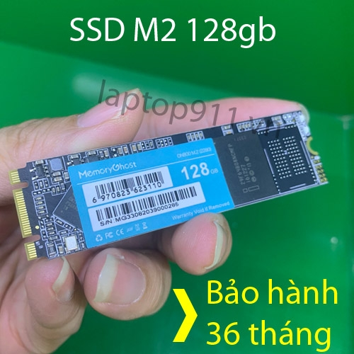 ổ cứng SSD M2 128gb Memory ghost