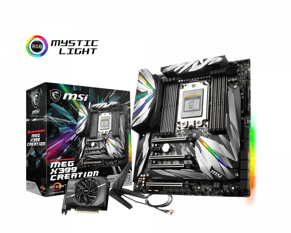msi-x399-creation