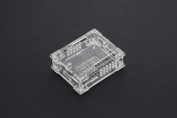 Acrylic Case for LattePanda - Cooling Fan Compatible