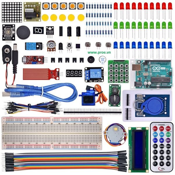 Bộ Arduino Advance Kit
