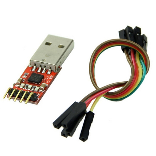 CP2102 USB TO TTL UART