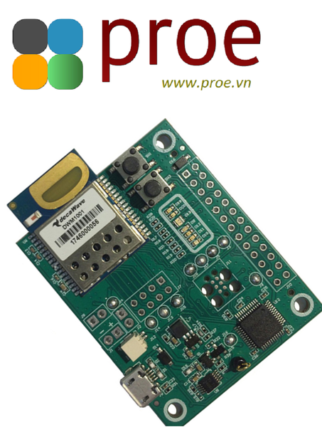 DWM1001-DEV DWM1001 DEVELOPMENT BOARD