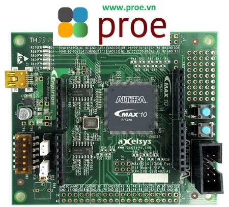 EK-10M08E144 MAX 10 FPGA Evaluation Board