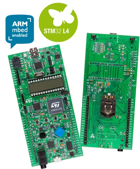 STM32L476G-DISCO 32L476GDISCOVERY-Discovery kit with STM32L476VG MCU